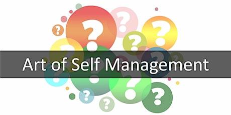 Art of Self Management tickets
