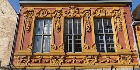 Circuit pédestre « Découverte des hôpitaux du Vieux-Lille » billets