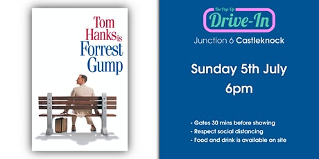Junction 6 - Forrest Gump Drive-in Movie tickets