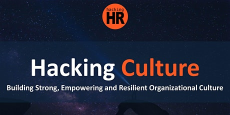 Hacking Culture tickets