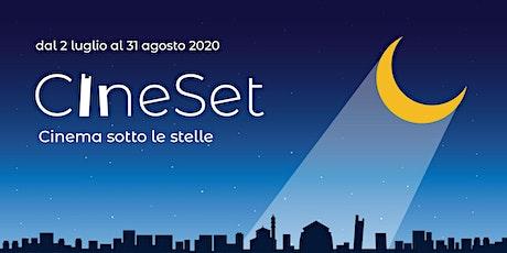 Cineset - Made in Italy biglietti