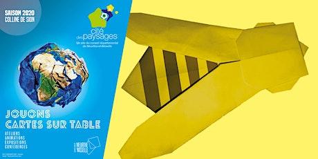 Un air de vacances : film étirable en tissu ciré (bee wrap) billets