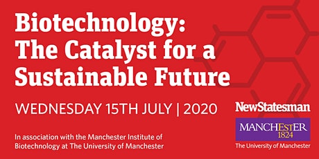 NS and MIB Webinar- Biotechnology: The Catalyst for a Sustainable Future tickets
