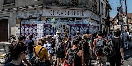 Les ateliers piétons du Grand Paris. 11e jour de marche. billets
