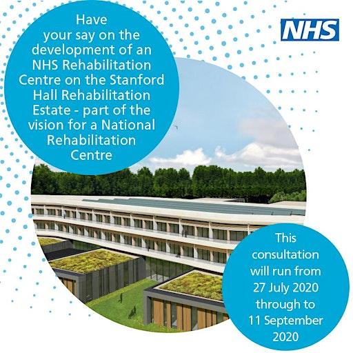 NHS Rehabilitation Centre  logo