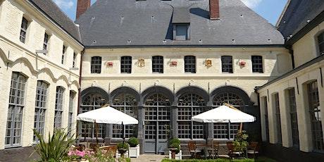 Visite guidée de l'ancien Hospice Gantois à l'Hermitage Gantois billets