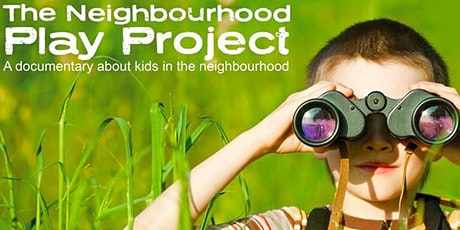 Neighbourhood Play Project - Transition Town Vincent movie night tickets