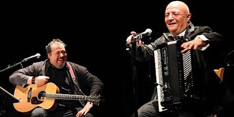 spettacolo musicale e un pizzico di umorismo UNA NOTTE IN ITALIA tickets