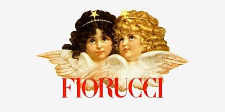 Fiorucci Sample  Sale tickets