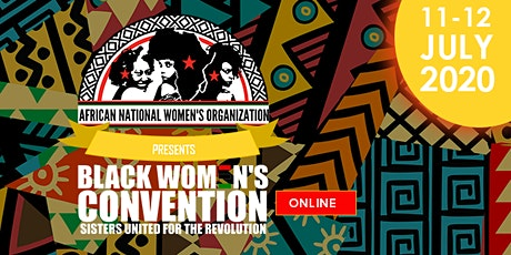 ANWO Black Women's Convention 2020 tickets