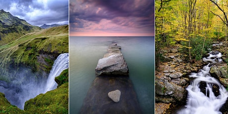 Approaching Landscapes with Fujifilm tickets