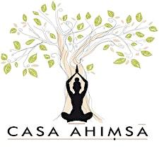 Casa Ahimsa logo