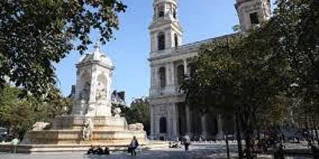 """Walking tour """"Around St.Sulpice, GU Club of France, July 9 tickets"""