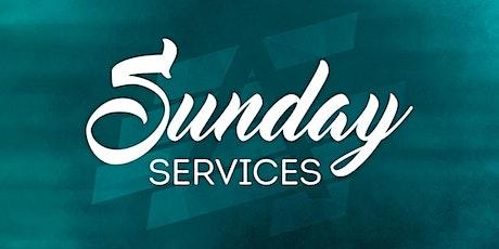 Sunday Celebration Service tickets