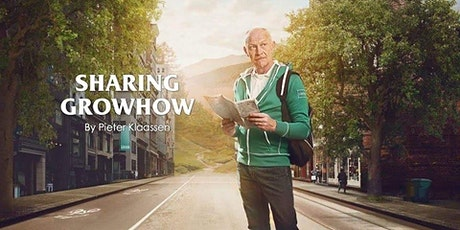 Sharing Growhow by Pieter Klaassen tickets
