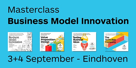 Masterclass Business Model Innovation (NL) met Strategyzer Coach tickets