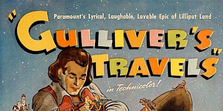 Berko Drive-in Cinema - Gullivers Travels tickets