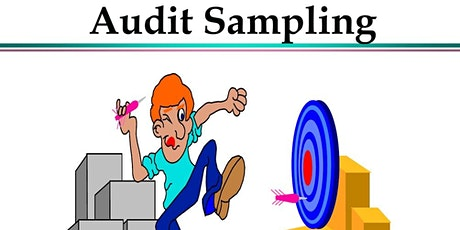 Audit Sampling Techniques Training - Virtual Event tickets