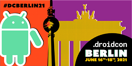 droidcon Berlin 2021 Tickets