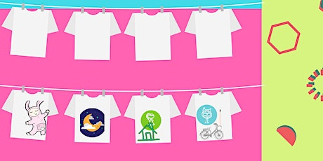 T-shirt Illustration tickets