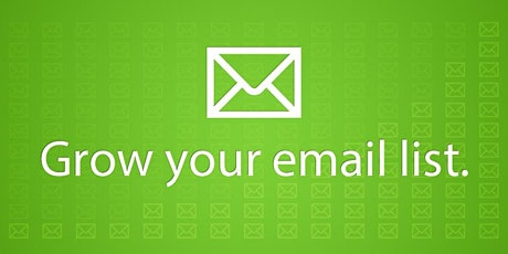 How to Grow Your E-mail List: Going From 0 - 1000 Subscribers tickets