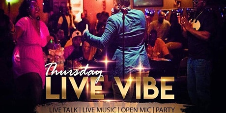Thursday Live Vibe tickets