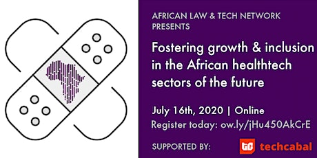 Fostering growth and inclusion in African healthtech sectors of the future tickets