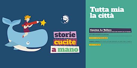 Tutta mia la città (Moncalieri) / Letture animate in cascina biglietti