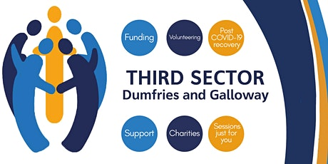 Online Roadshow - Third Sector Dumfries and Galloway (Friday July 24) tickets