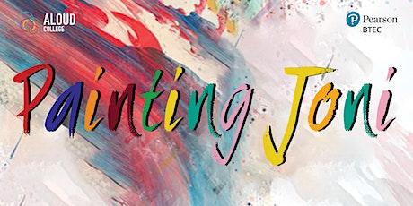 Painting Joni biglietti