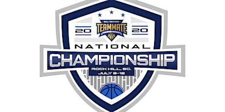 2020 Teammate Basketball National Championship tickets