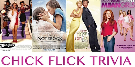 Chick Flick Trivia at KC Wine Co tickets