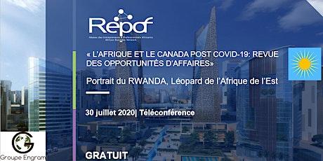 Conférence sur les Opportunités d'Affaires au Rwanda billets