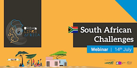 South African Challenge and Partnership-Building Webinar tickets