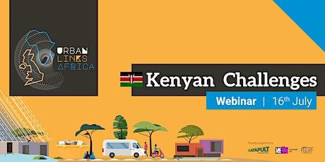 Kenyan Challenges and Partnership Building Webinar tickets