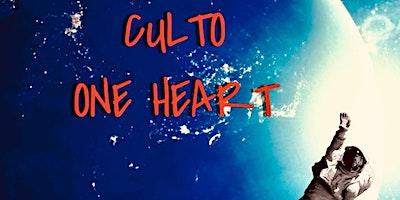 Culto One Heart // 05/07/2020