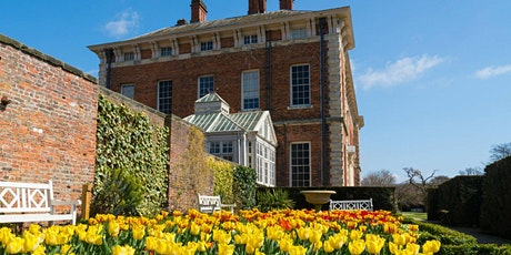 Timed entry to Beningbrough Hall, Gallery and Gardens (8 July - 12  July) tickets