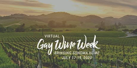 Virtual Gay Wine Week tickets