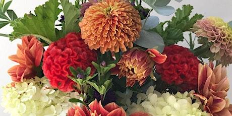 Summer Flower Arranging Workshop tickets