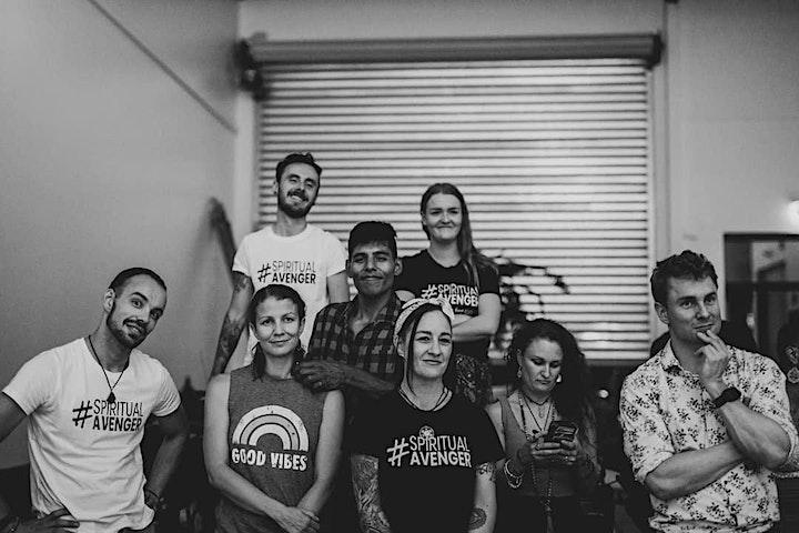 Conscious CommUNITY  Brisbane 38.0 - with Jason Bluett image