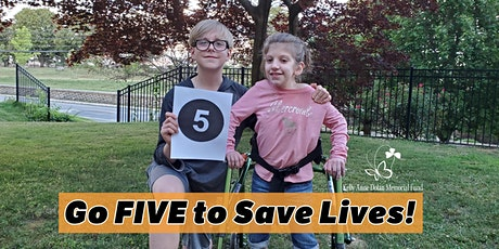 Go FIVE to Save Lives tickets