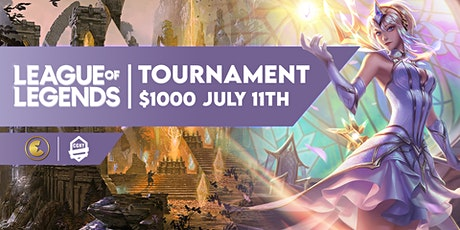 League of Legends $1000 Tournament tickets