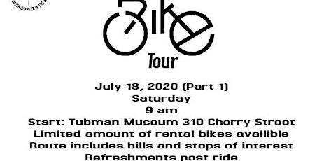 Macon's Black History Bike Tour tickets