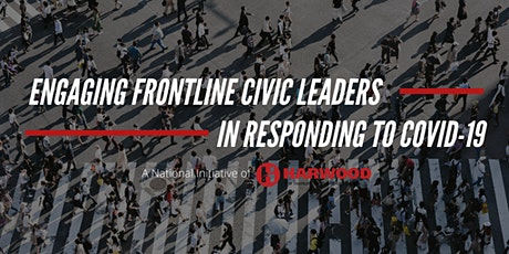 Insights From Engaging Frontline Civic Leaders boletos