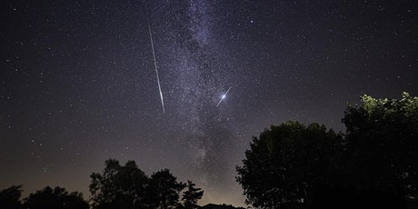 A night 'awe-walk' to see the Geminid's meteor shower from Urra Moor tickets