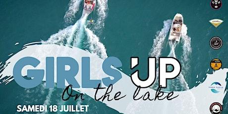 GIRLS UP ON THE LAKE - Wake 100% girls billets
