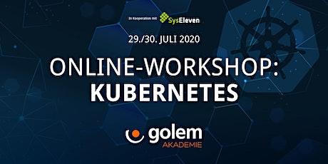 Online-Workshop: Kubernetes für Einsteiger Tickets