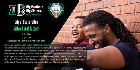 Big Brothers Big Sisters  Virtual Lunch & Learn tickets