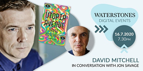 Utopia Avenue: David Mitchell in conversation with Jon Savage tickets