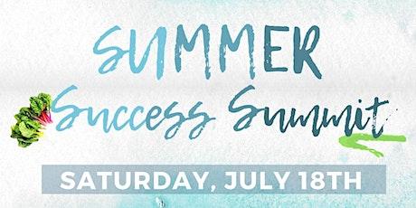 Summer Success Summit tickets